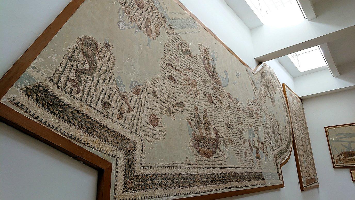 チュニスのバルドー博物館でそろそろ観光も終わり?3