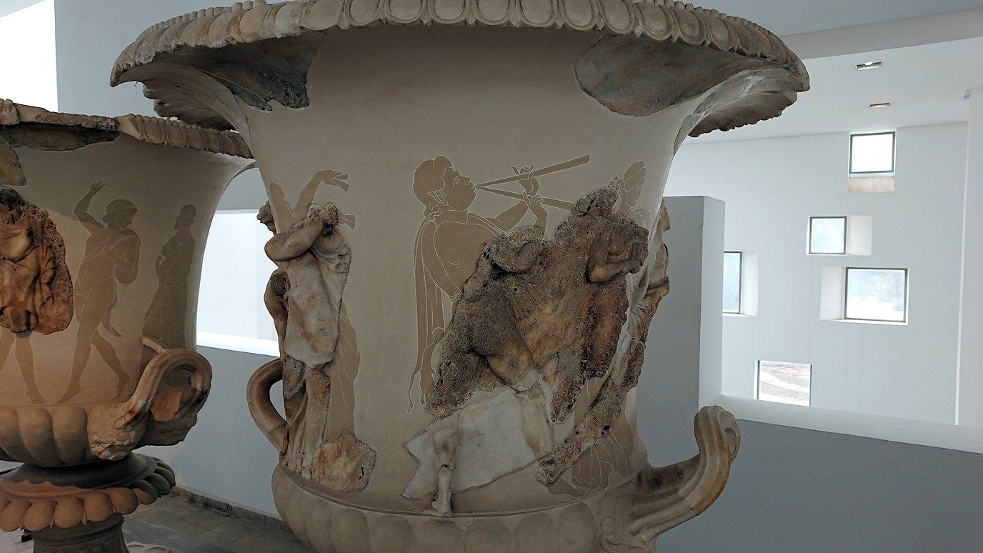 チュニスのバルドー博物館でそろそろ観光も終わり?8