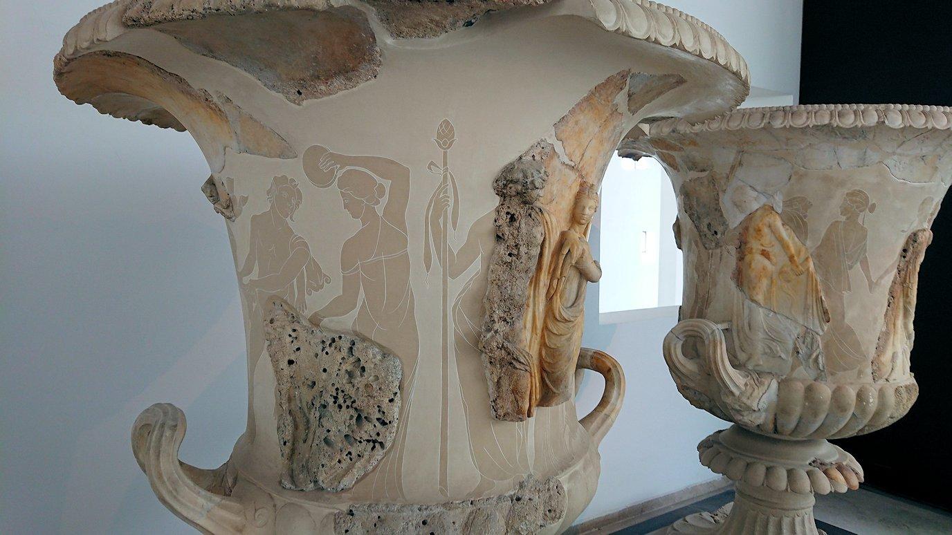チュニスのバルドー博物館でそろそろ観光も終わり?9