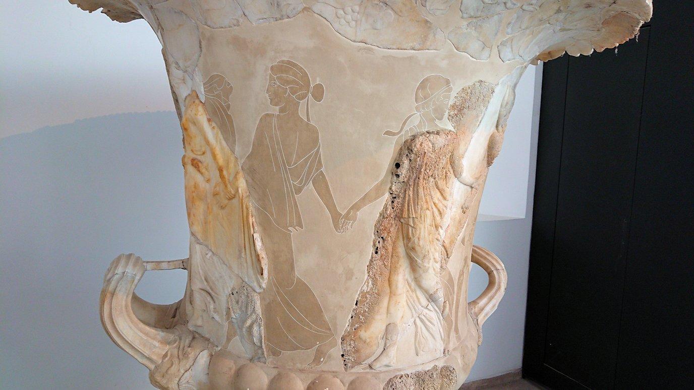 チュニスのバルドー博物館はチュニジアで一番の内容です