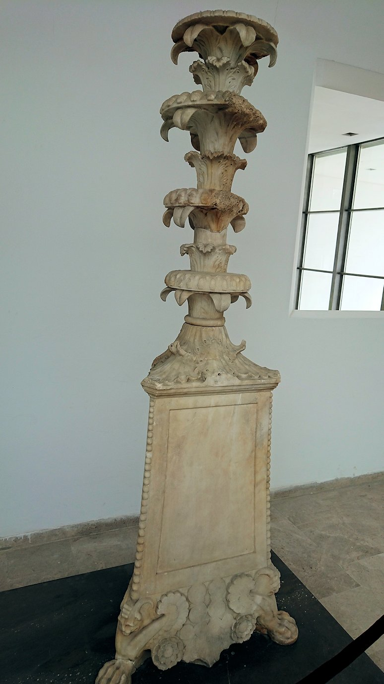 チュニスのバルドー博物館はチュニジアで一番の内容です1