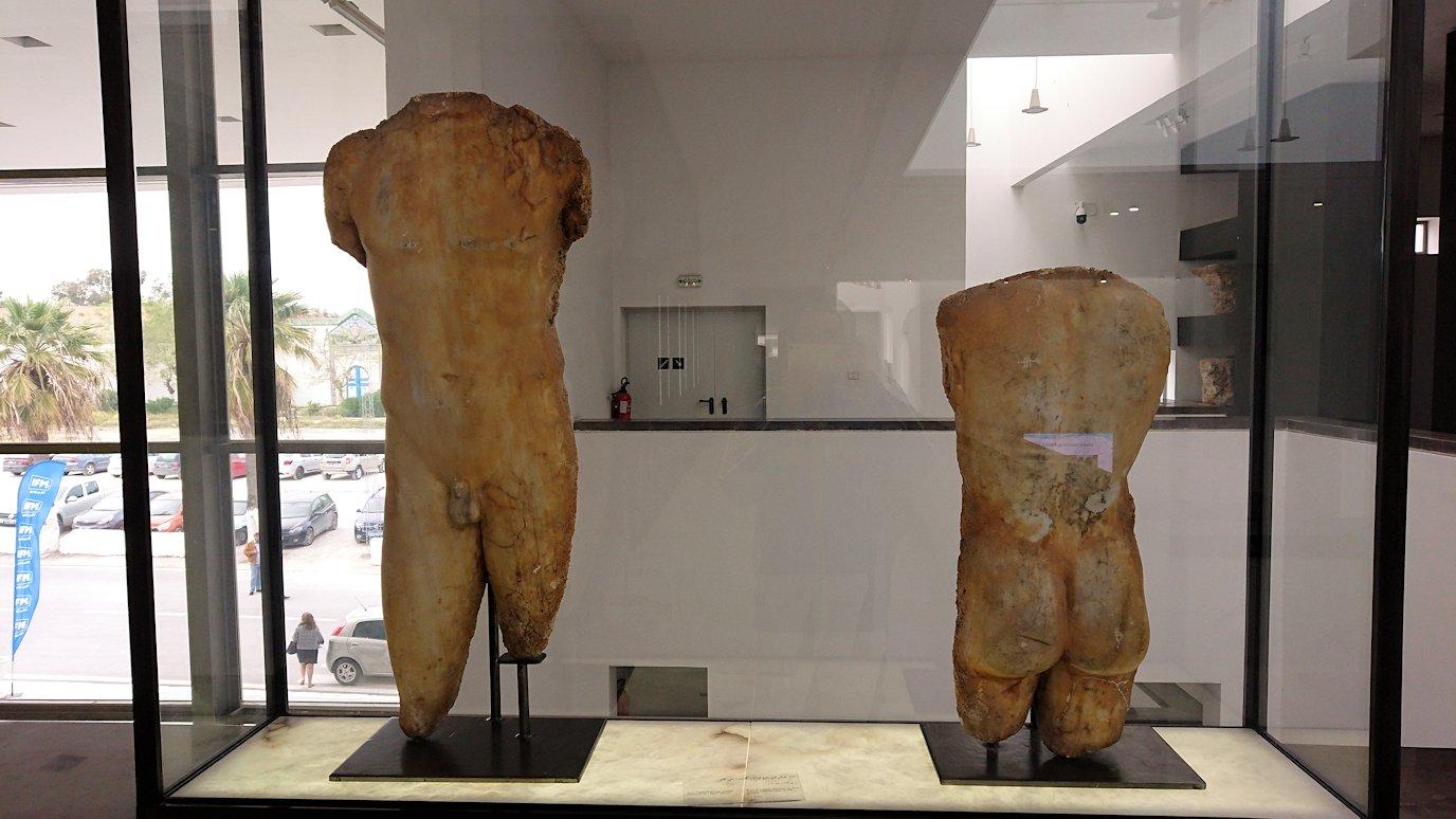 チュニスのバルドー博物館はチュニジアで一番の内容です2