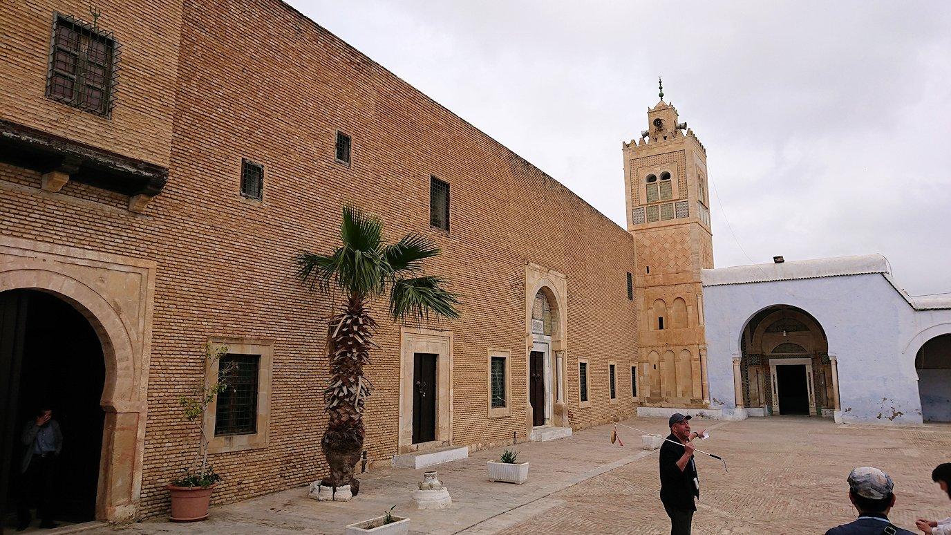 ケロアンのシディ・サハブ霊廟を訪れます2