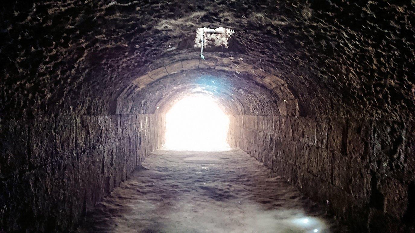 エルジェムの円形闘技場で次は地下に通じる道を進みます5