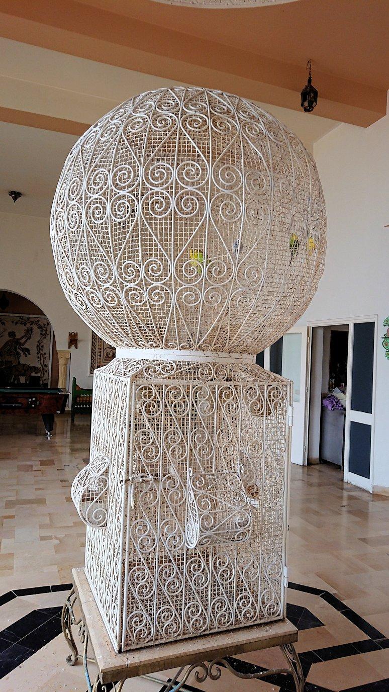 チュニジア・エルジェムにあるHotel club ksar Eljemの周りを散策1