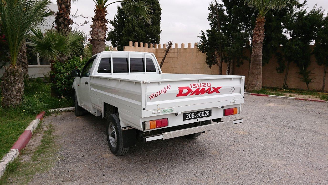 チュニジア・エルジェムにあるHotel club ksar Eljemの周りを散策5
