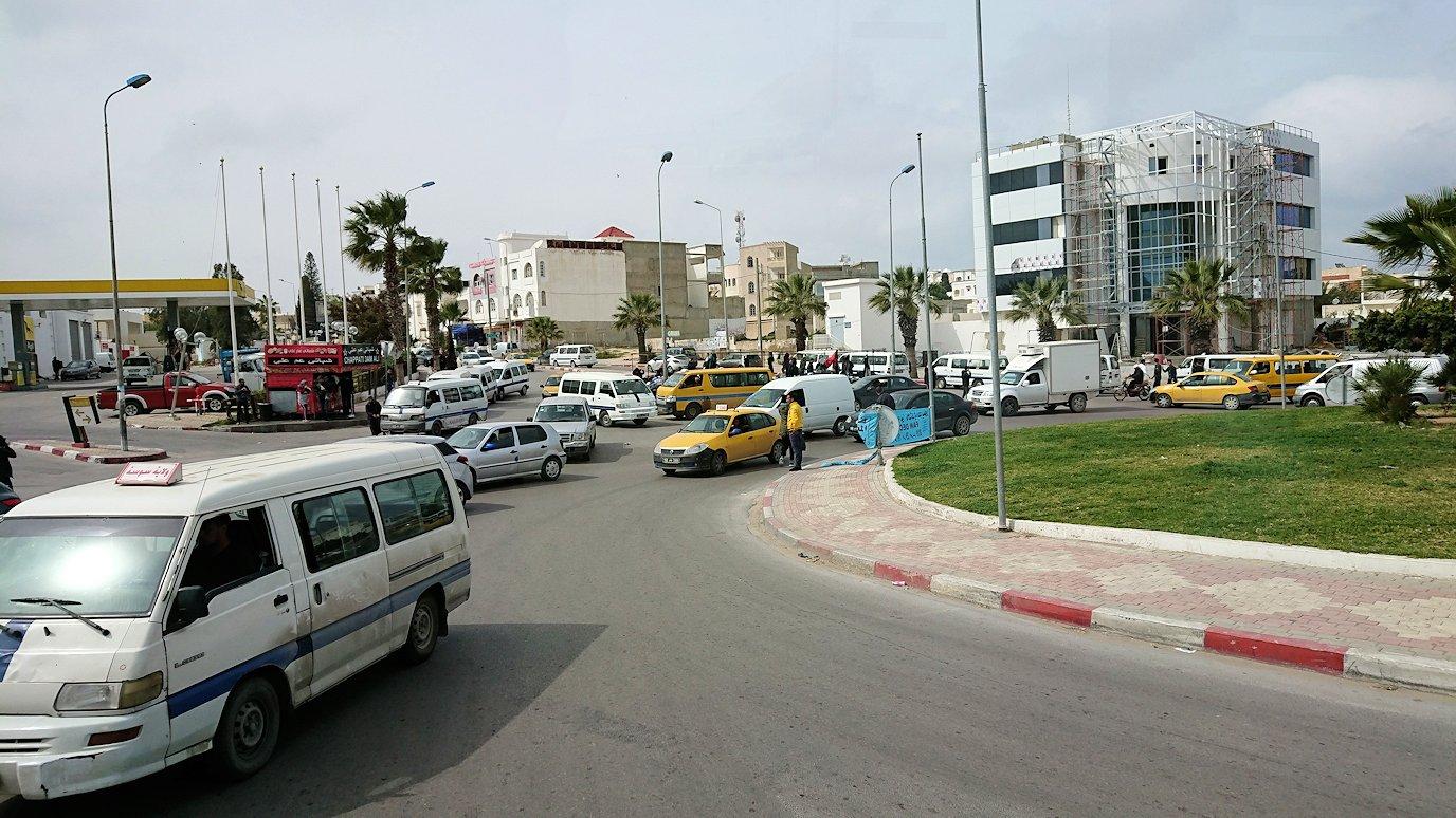 チュニジアのスースの街に入ってきました2