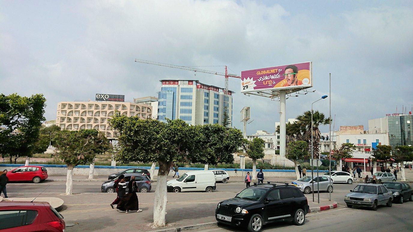 チュニジアのスースの街に入ってきました5