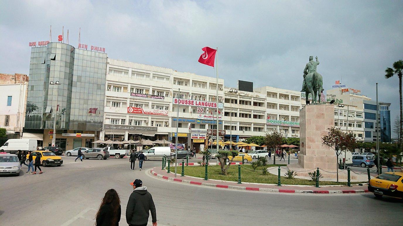 チュニジアのスースの街に入ってきました6
