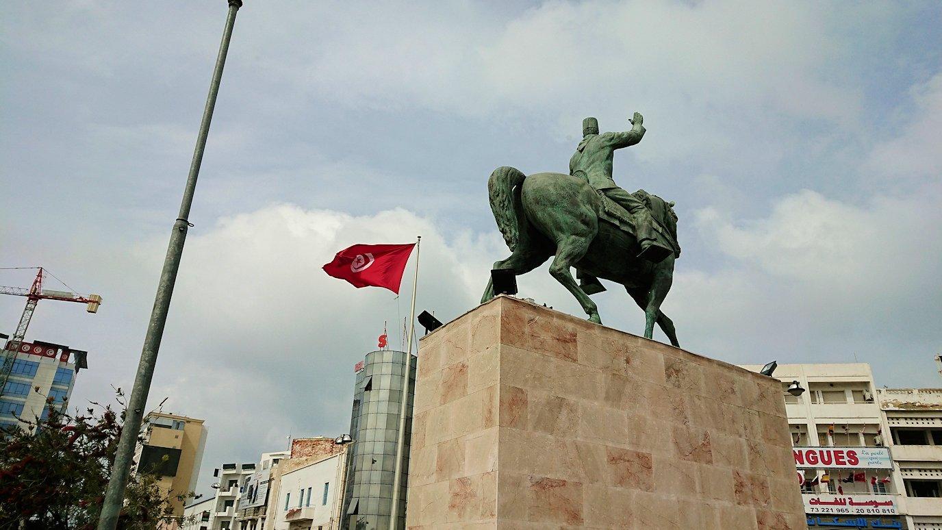 チュニジアのスースの街に入ってきました7
