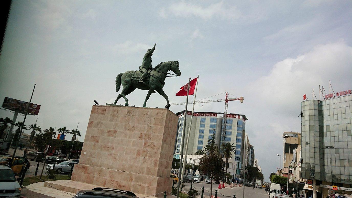 チュニジアのスースの街に入ってきました8