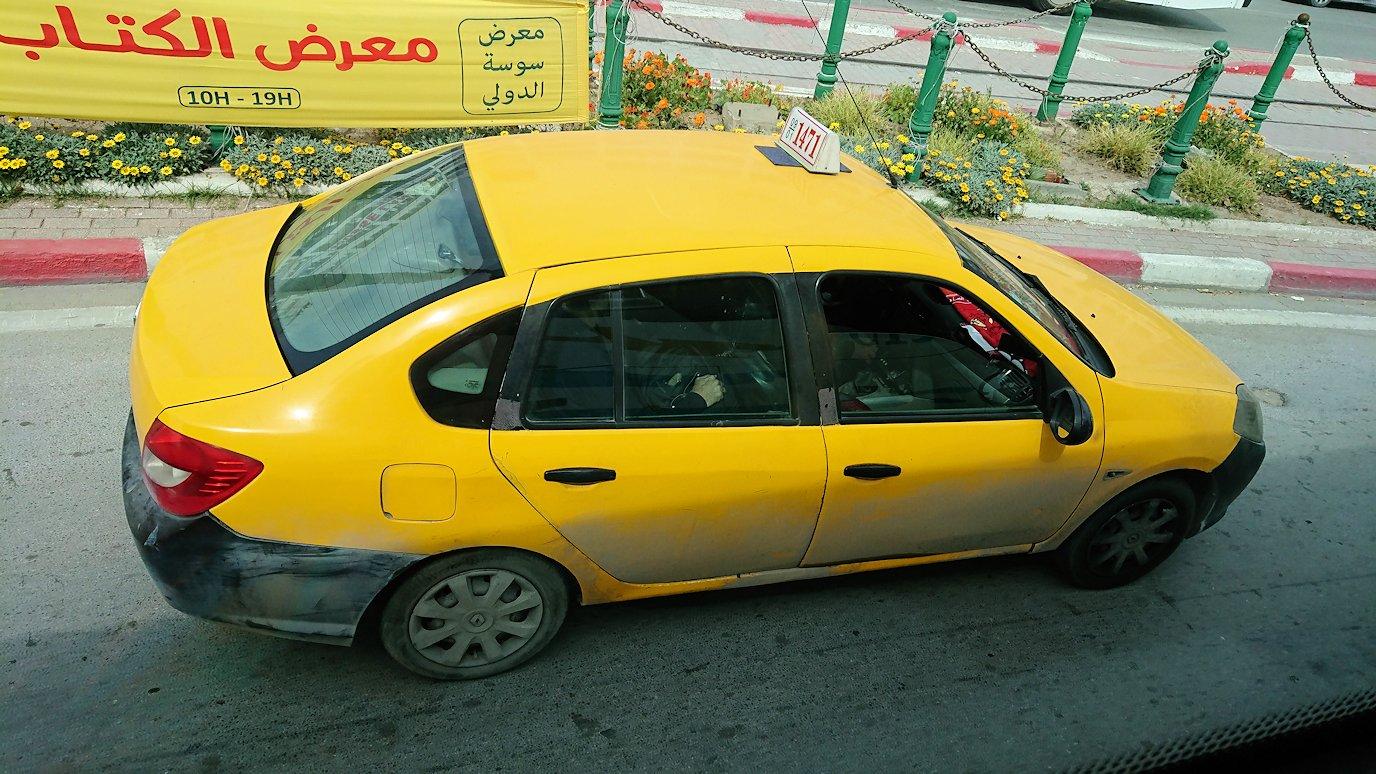 チュニジアのスースの街に入ってきました9