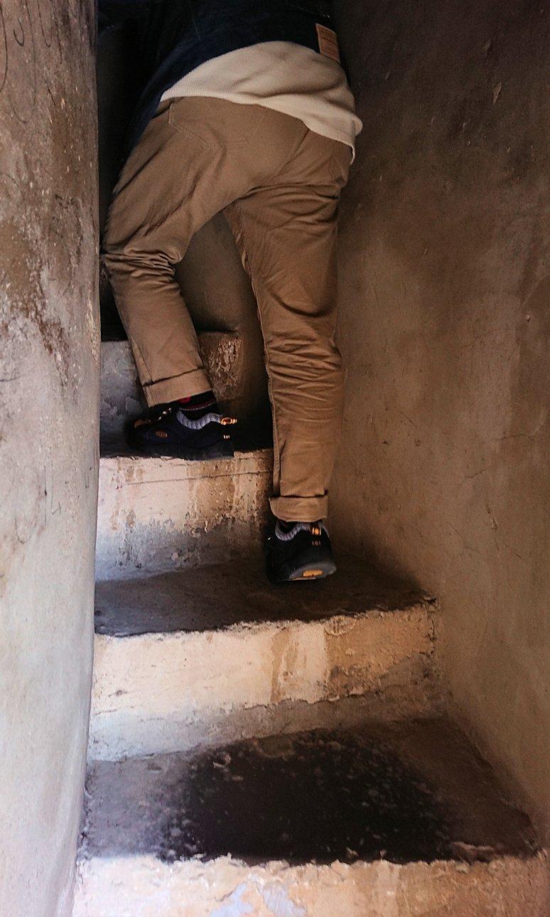 チュニジアのスースの街の旧市街で自由時間にラバトに入場5