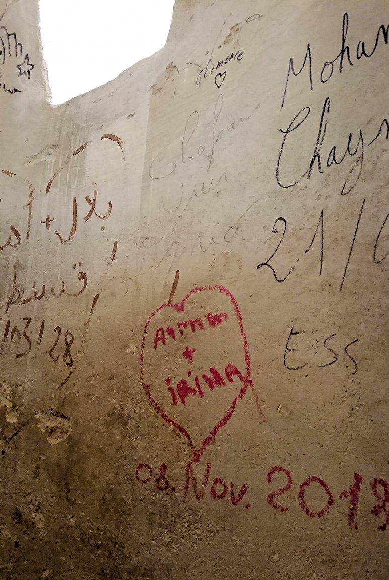 チュニジアのスースの街の旧市街で自由時間にラバトに入場7
