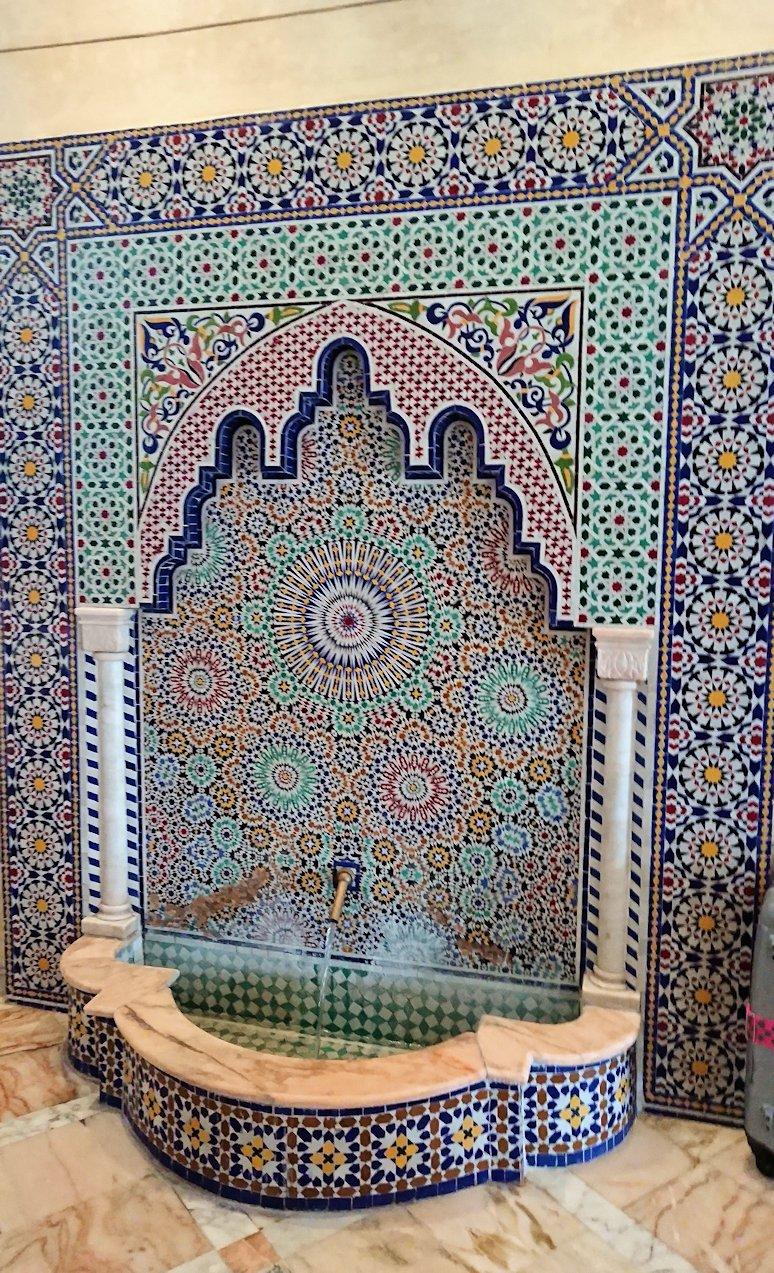 チュニジアのスースの街にある「マルハバ ロイヤル サレム」ホテルにチェックイン6