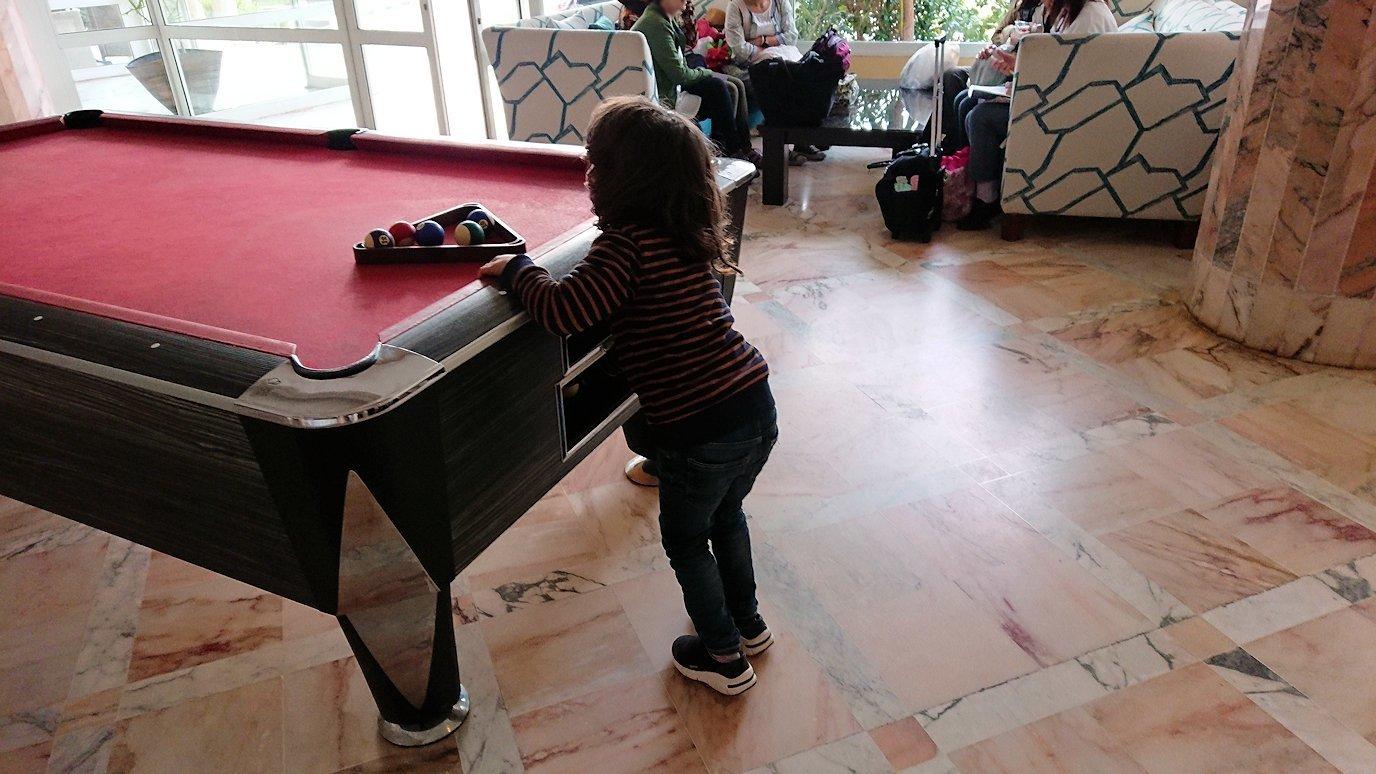 チュニジアのスースの街にある「マルハバ ロイヤル サレム」ホテルにチェックイン7