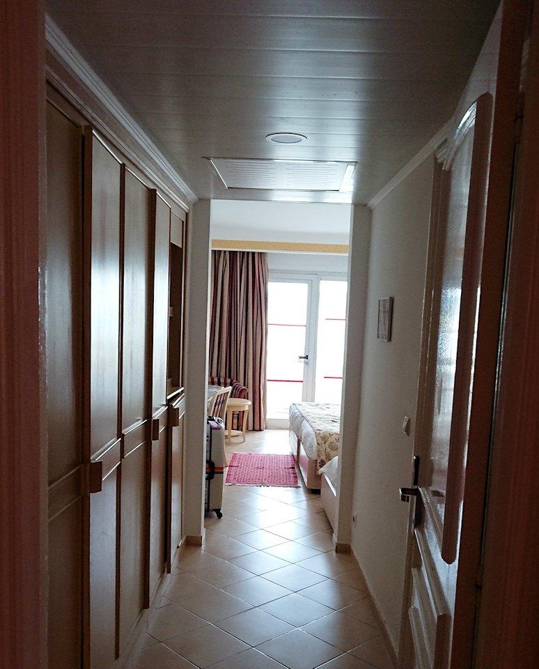 チュニジアのスースの街にある「マルハバ ロイヤル サレム」ホテルにチェックイン9