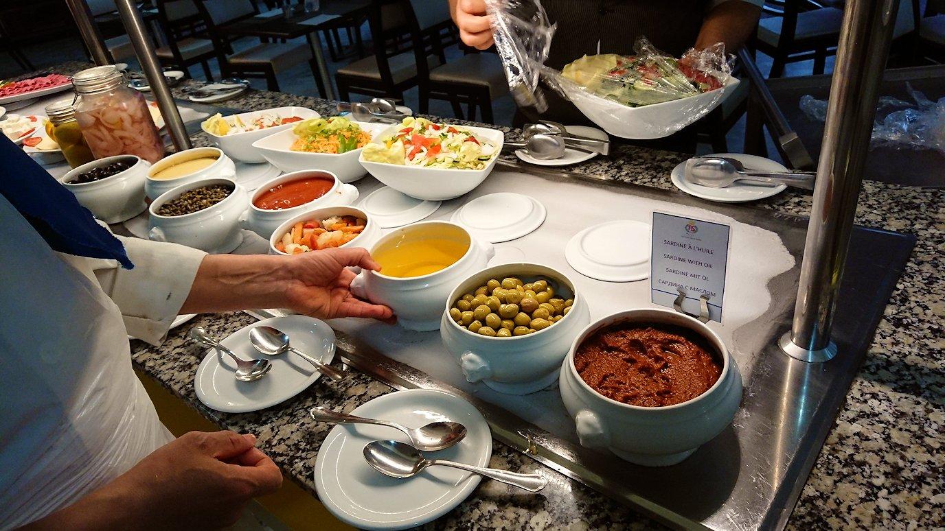 チュニジアのスースの街にある「マルハバ ロイヤル サレム」ホテルで朝散歩してから朝食へ7
