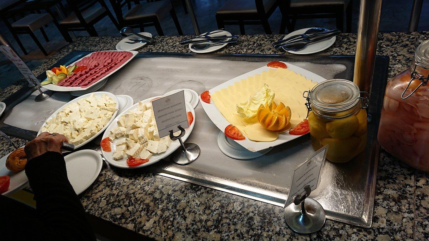 チュニジアのスースの街にある「マルハバ ロイヤル サレム」ホテルで朝散歩してから朝食へ8