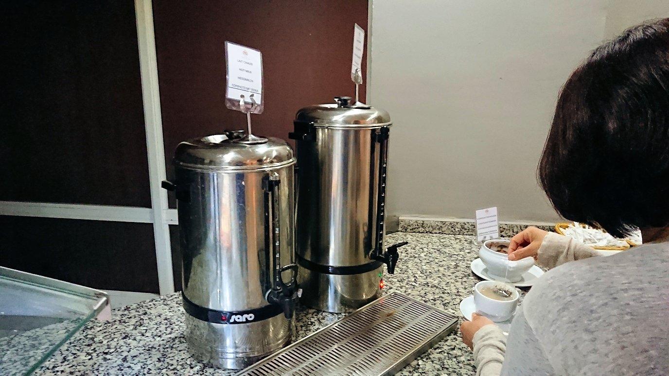 チュニジアのスースの街にある「マルハバ ロイヤル サレム」ホテルで朝散歩してから朝食を食べます3
