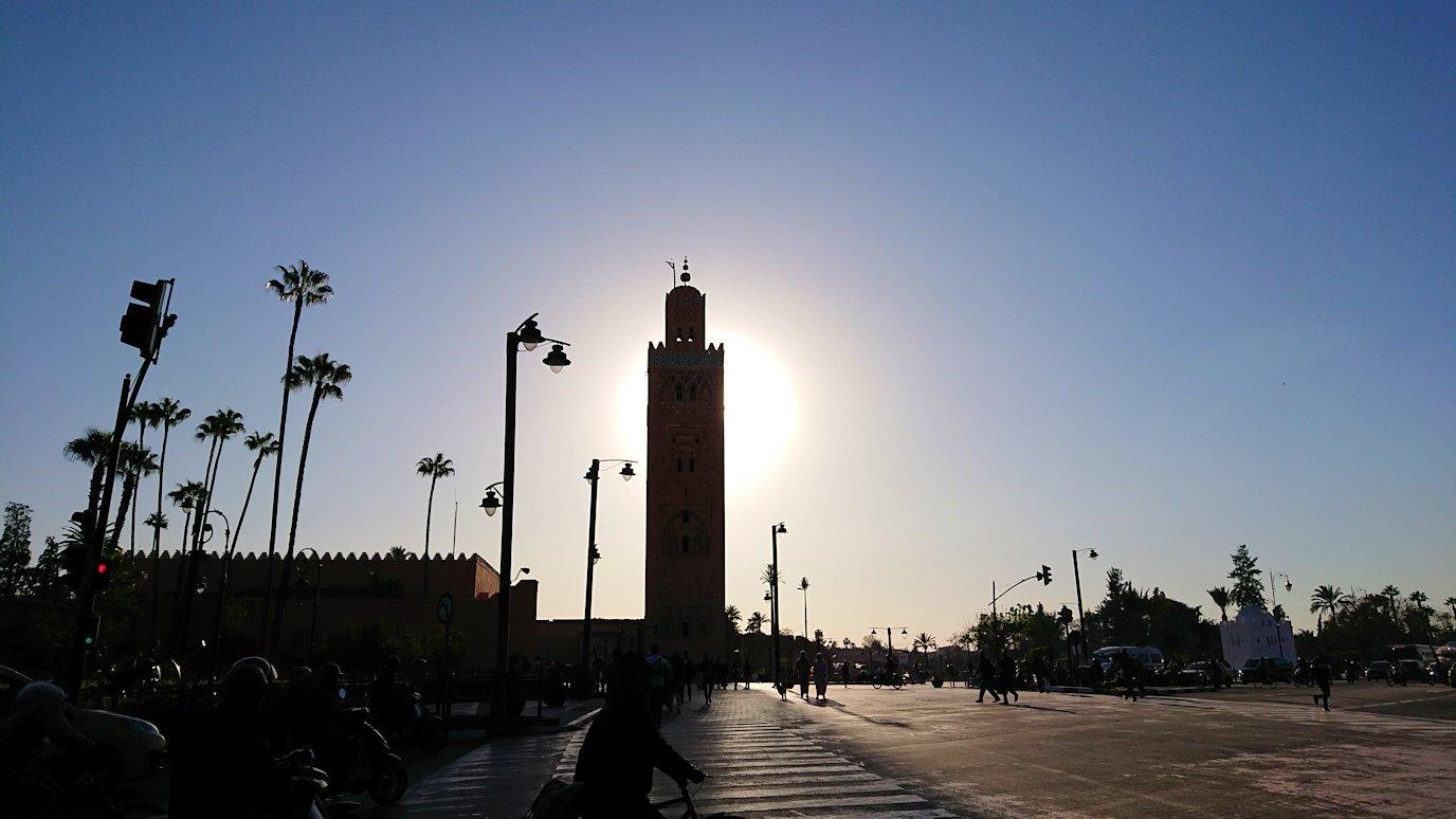 モロッコ・マラケシュでジャマ・エル・フナ広場を散策し見かけた景色8