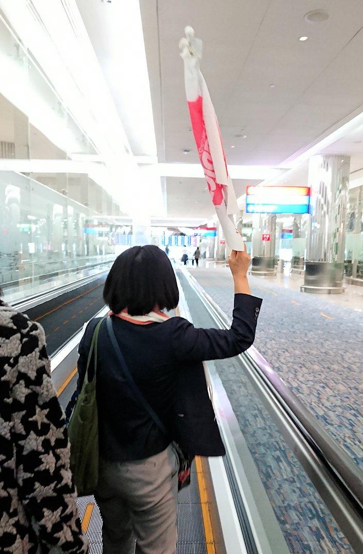 モロッコのカサブランカ空港でA380-800のビジネスクラスに搭乗しドバイ空港に無事到着!9