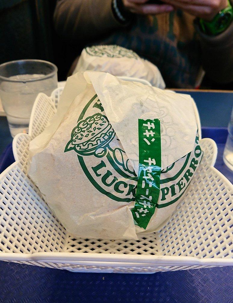 函館2日目の朝は朝食をラッキーピエロにて2