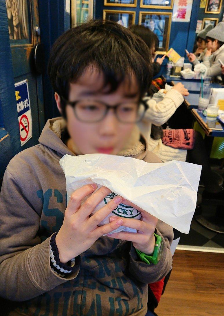函館2日目の朝は朝食をラッキーピエロにて4