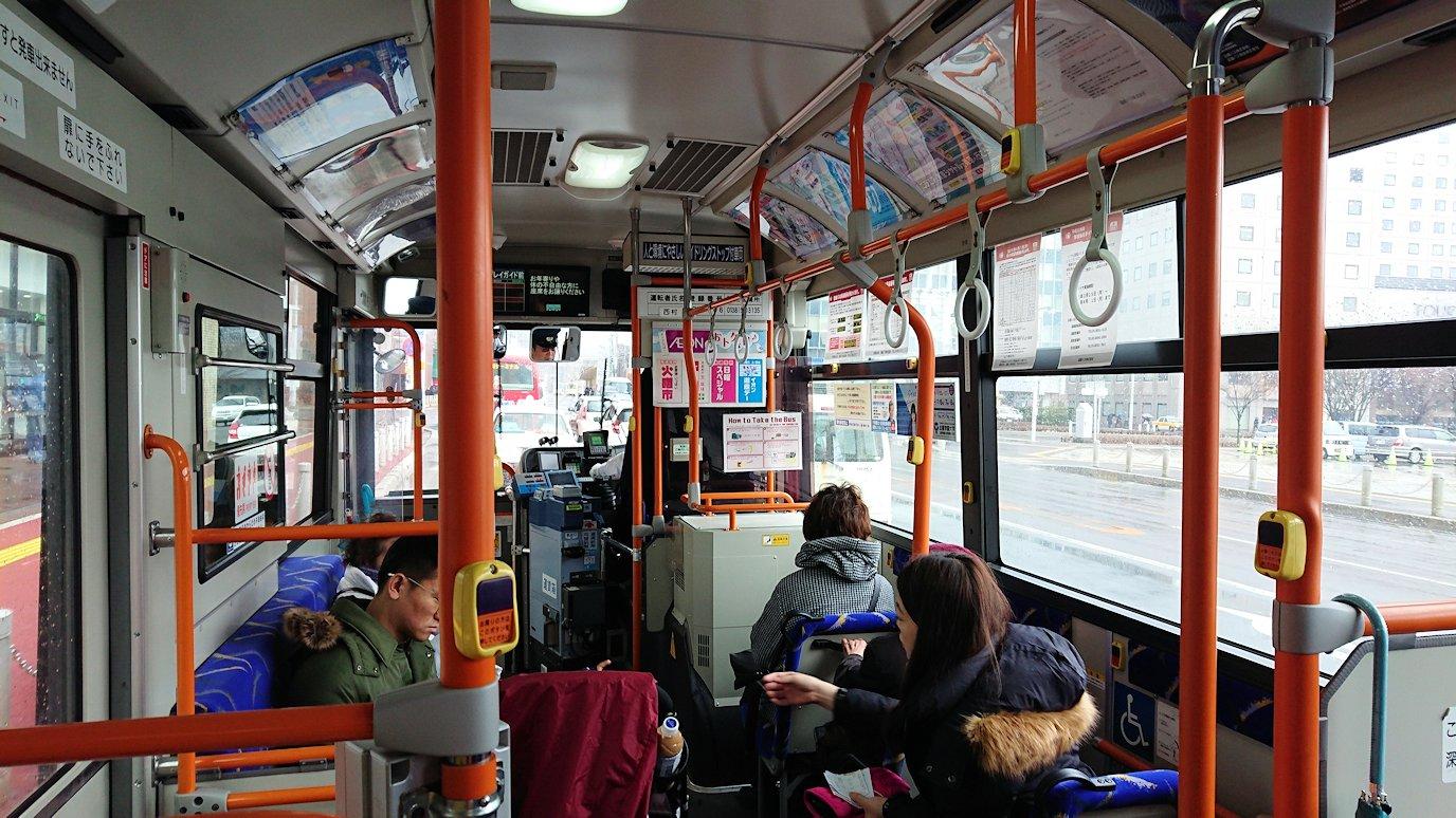 函館2日目の朝は朝食をラッキーピエロで食べて朝市会場を散策し五稜郭へ向かう2