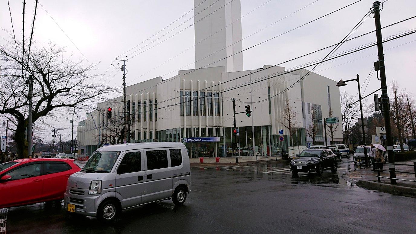 函館2日目の朝は朝食をラッキーピエロで食べて朝市会場を散策し五稜郭へ向かう6