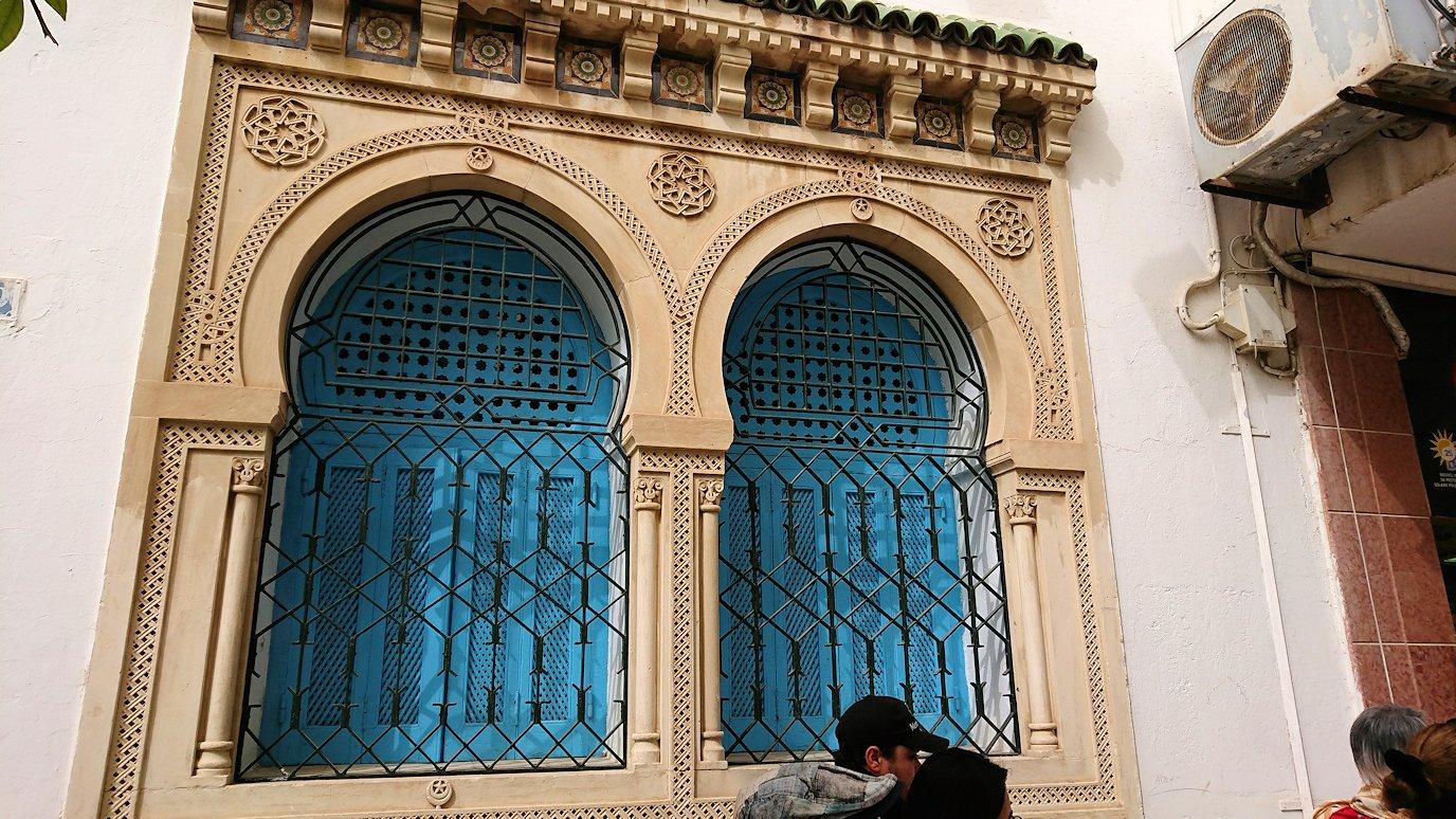 チュニジア:ナブールの街で旧市街地へ向かう4