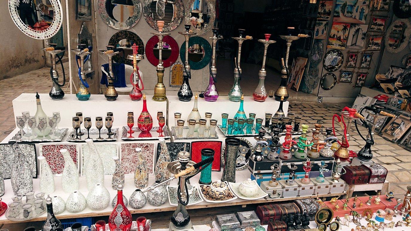 チュニジア:ナブールの街で旧市街地を散策1