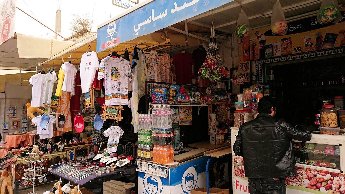 チュニジア:ナブールの街で旧市街地を引き返す6