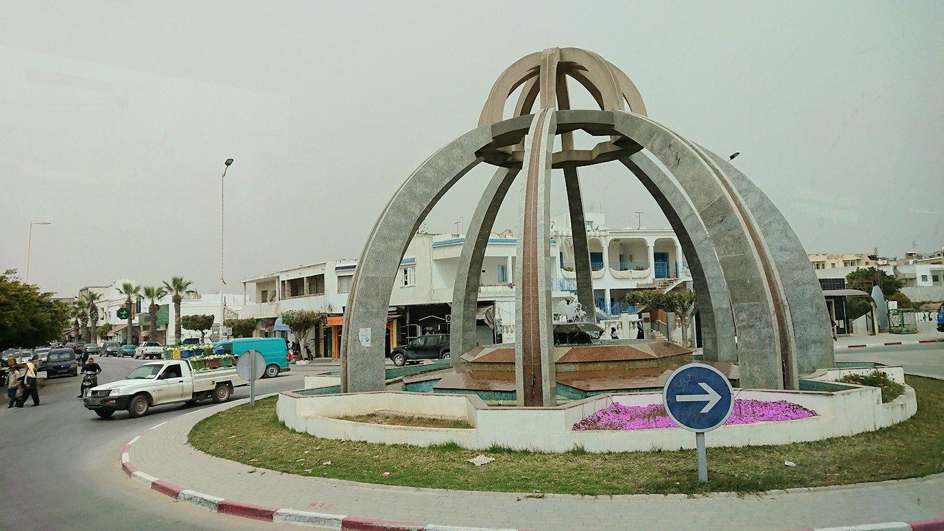 チュニジア:ナブールの街での観光は終了6