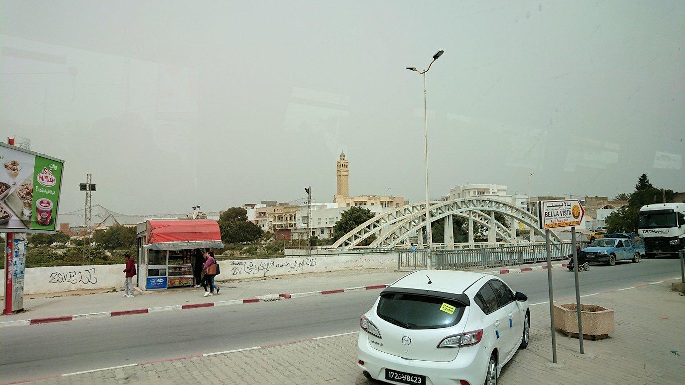 チュニジア:ナブールの街での観光は終了7
