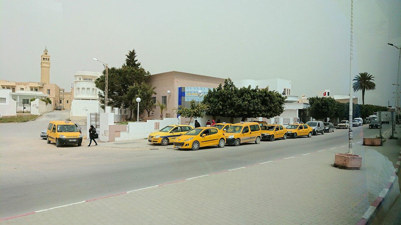 チュニジア:ナブールの街での観光は終了8
