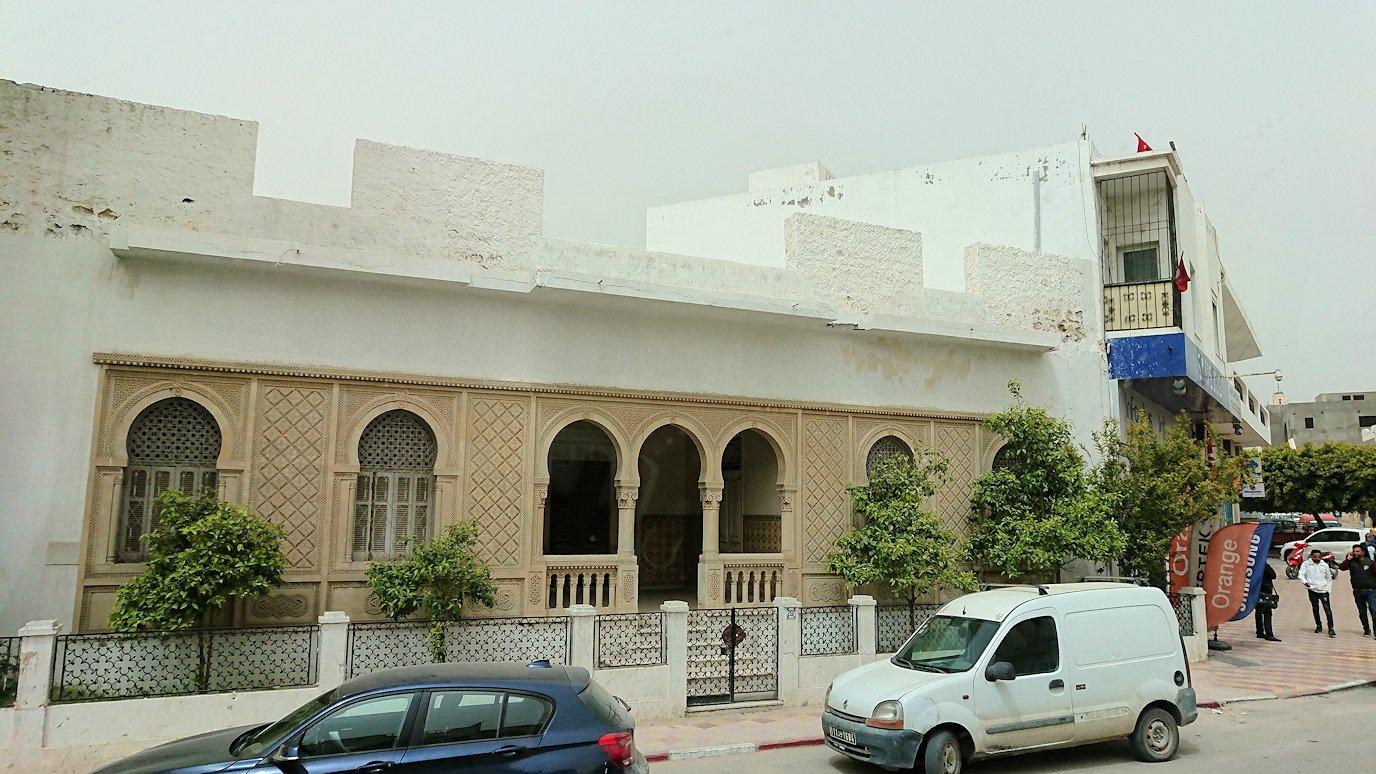 チュニジア:ナブールの街での観光は終了9