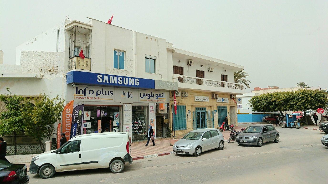 チュニジア:ナブールからケリビアに移動する