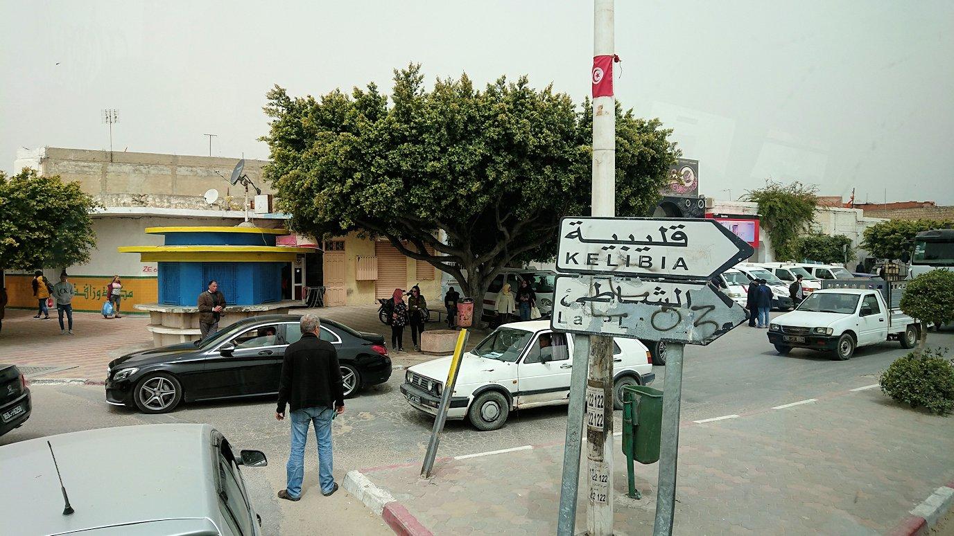 チュニジア:ナブールからケリビアに移動する7