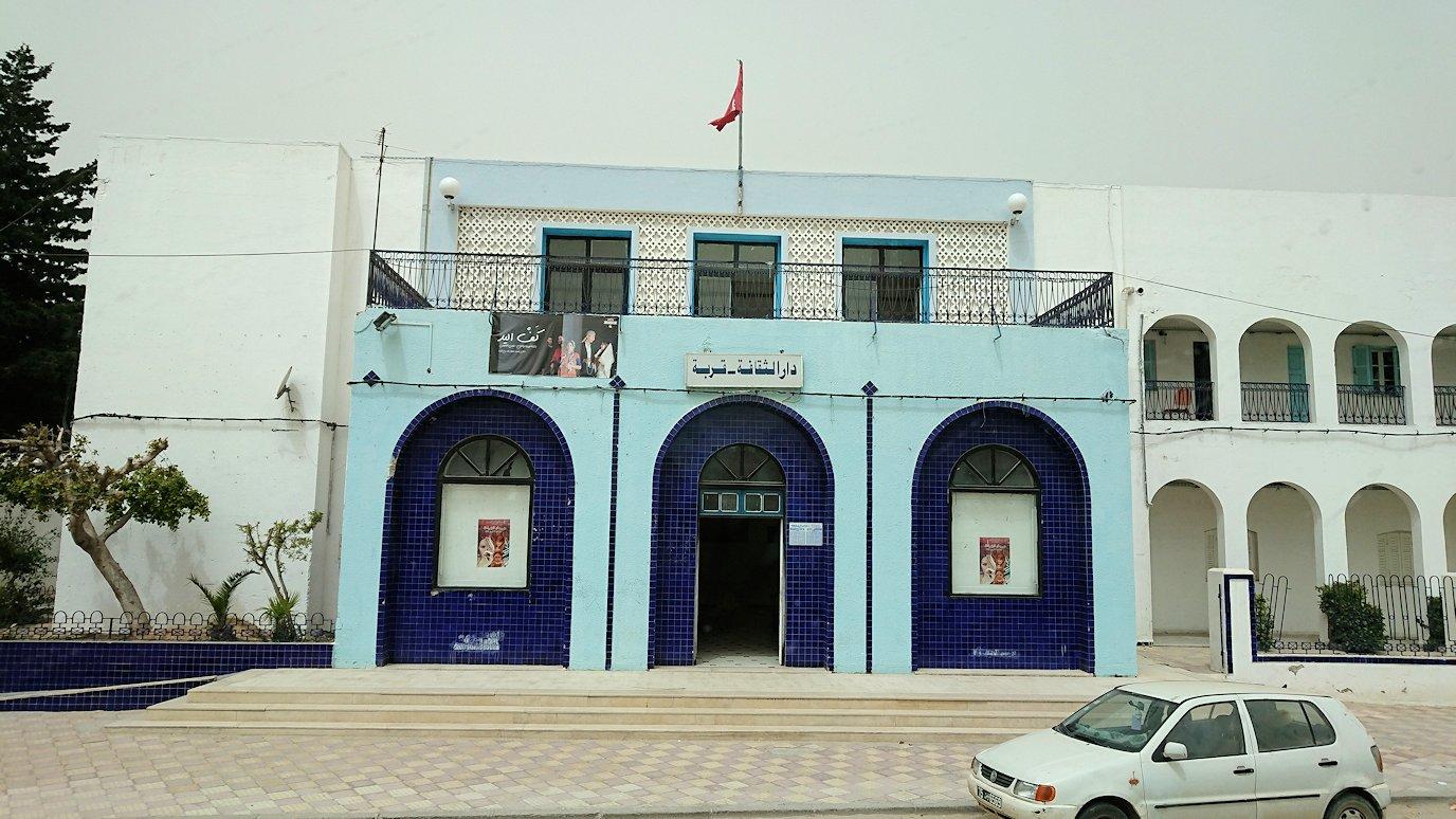 チュニジア:ナブールからケリビアに移動する8