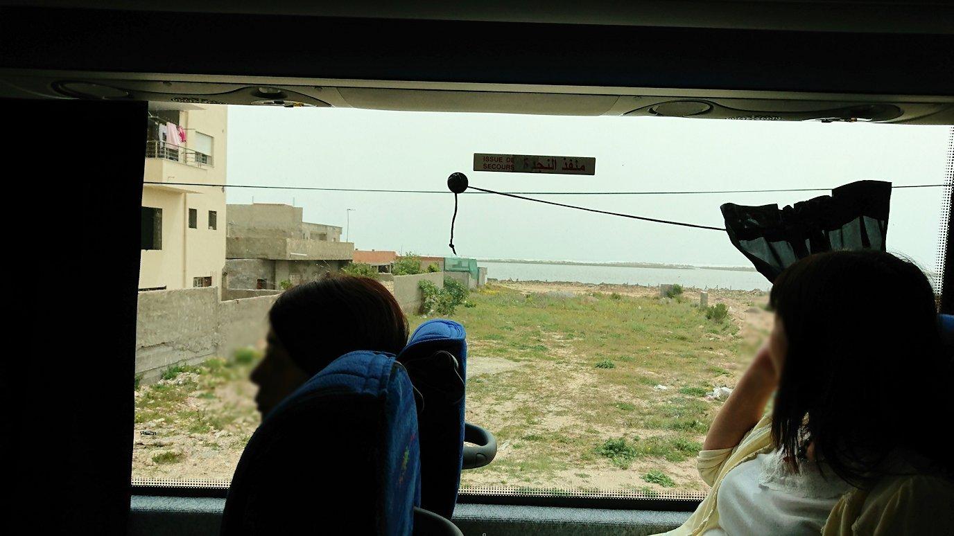 チュニジア:ナブールからケリビアに移動する1