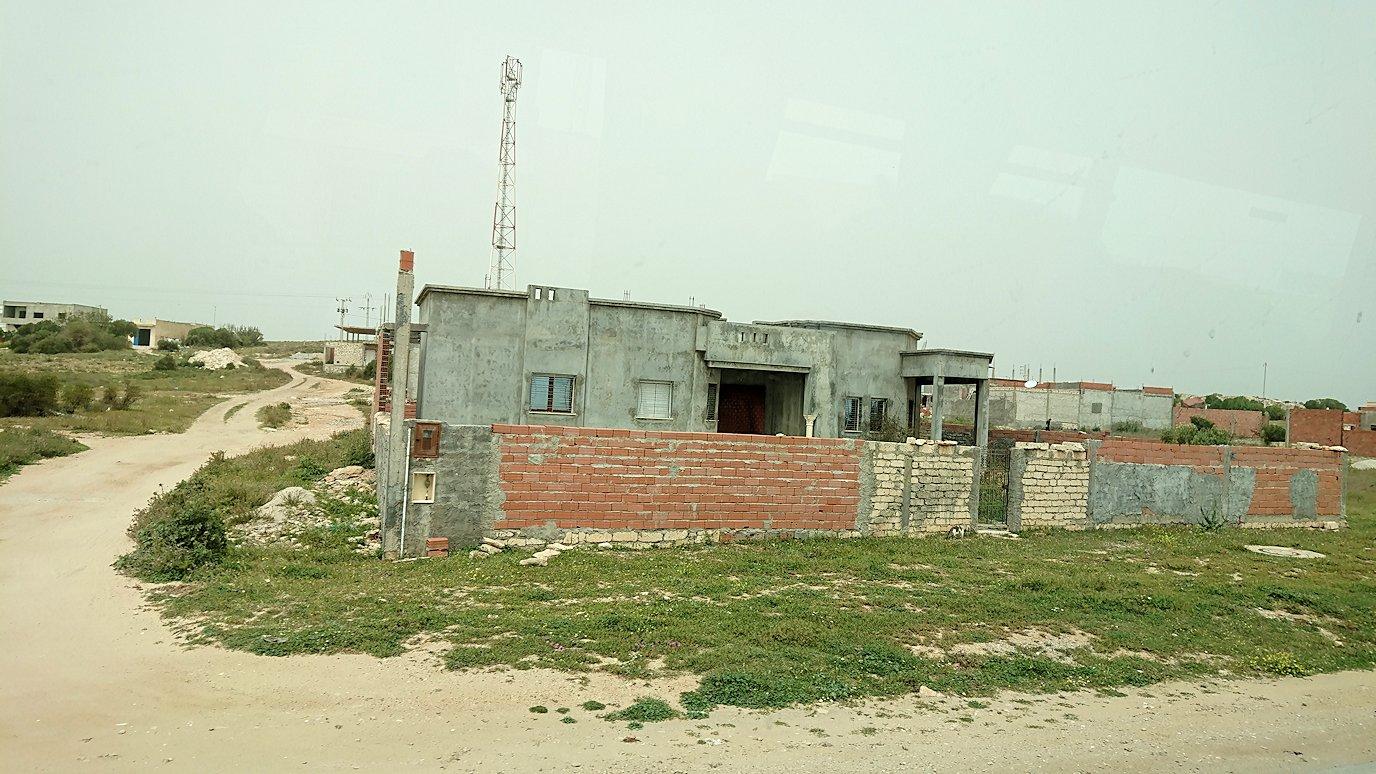 チュニジア:ナブールからケリビアに移動する6