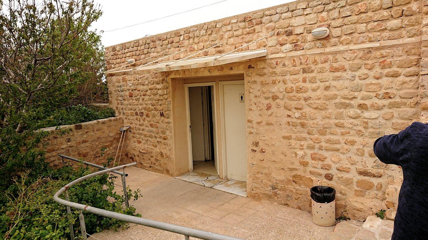 チュニジア:ケリビアの城塞跡の様子は8
