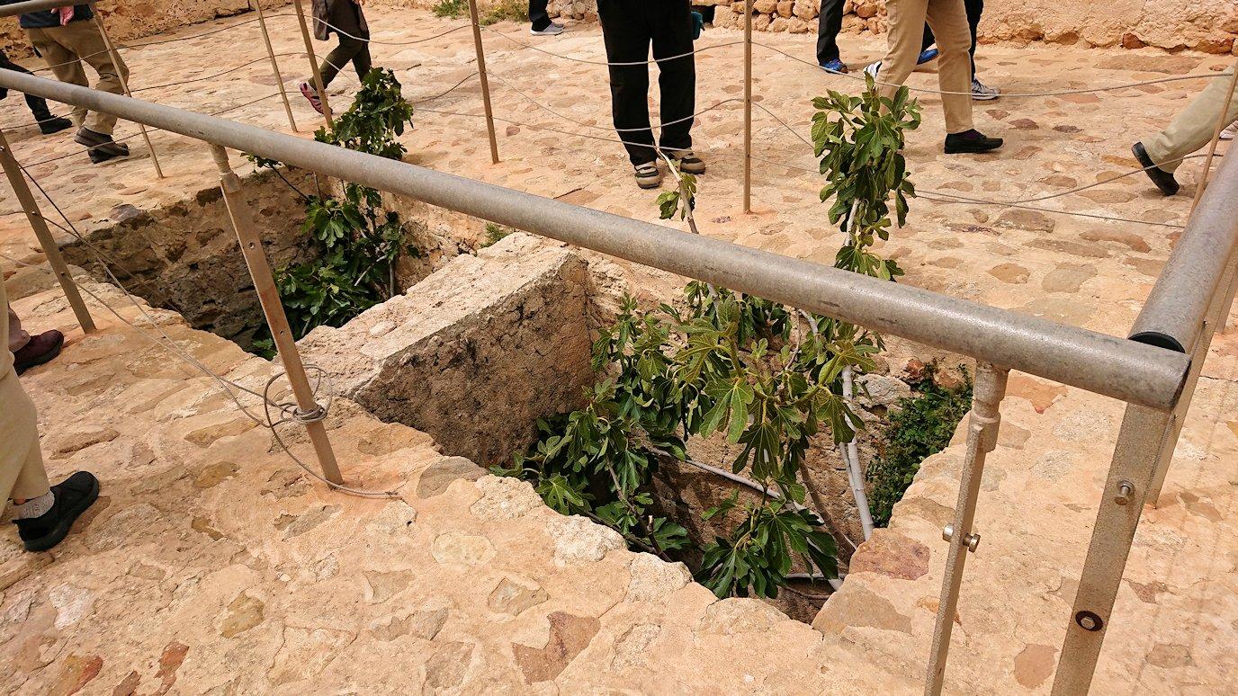 チュニジア:ケリビアの城塞跡で楽しむ3