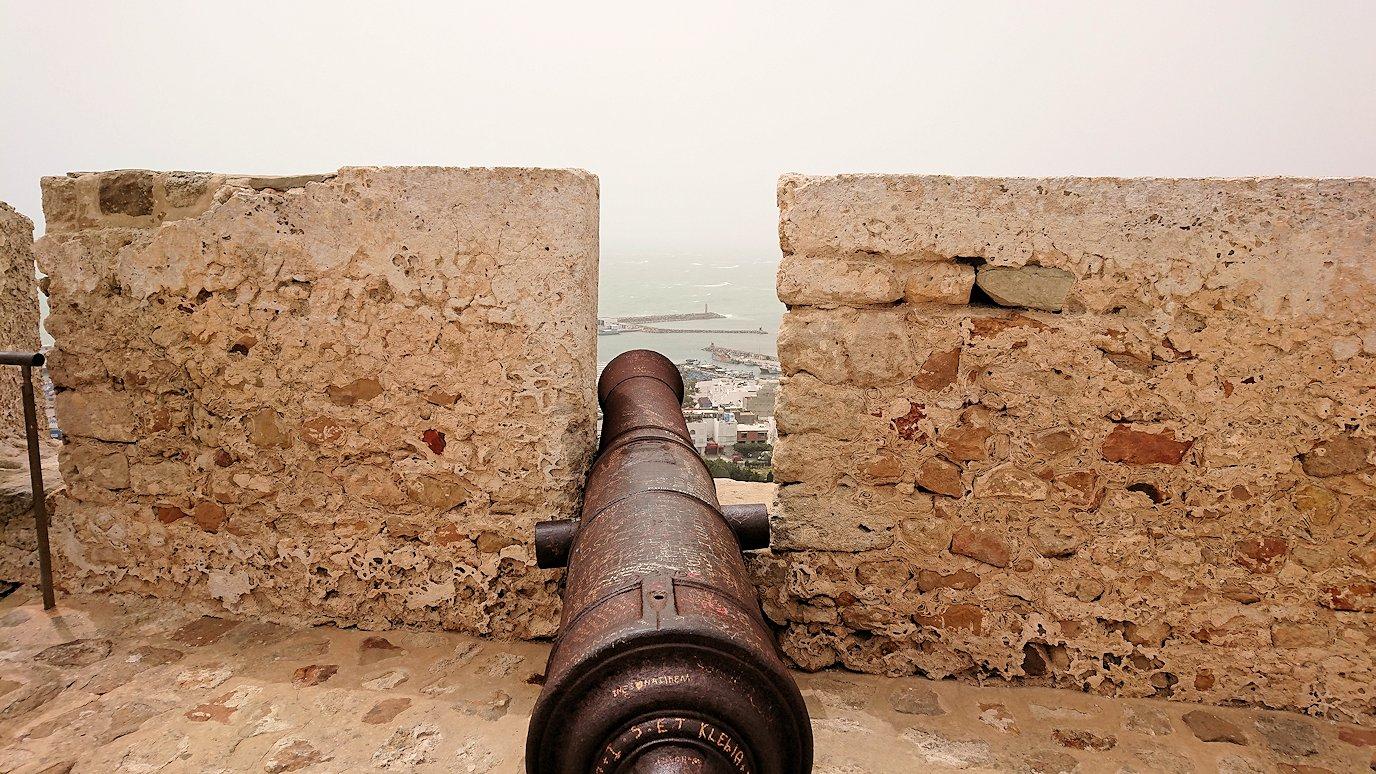 チュニジア:ケリビアの城塞跡で楽しむ6