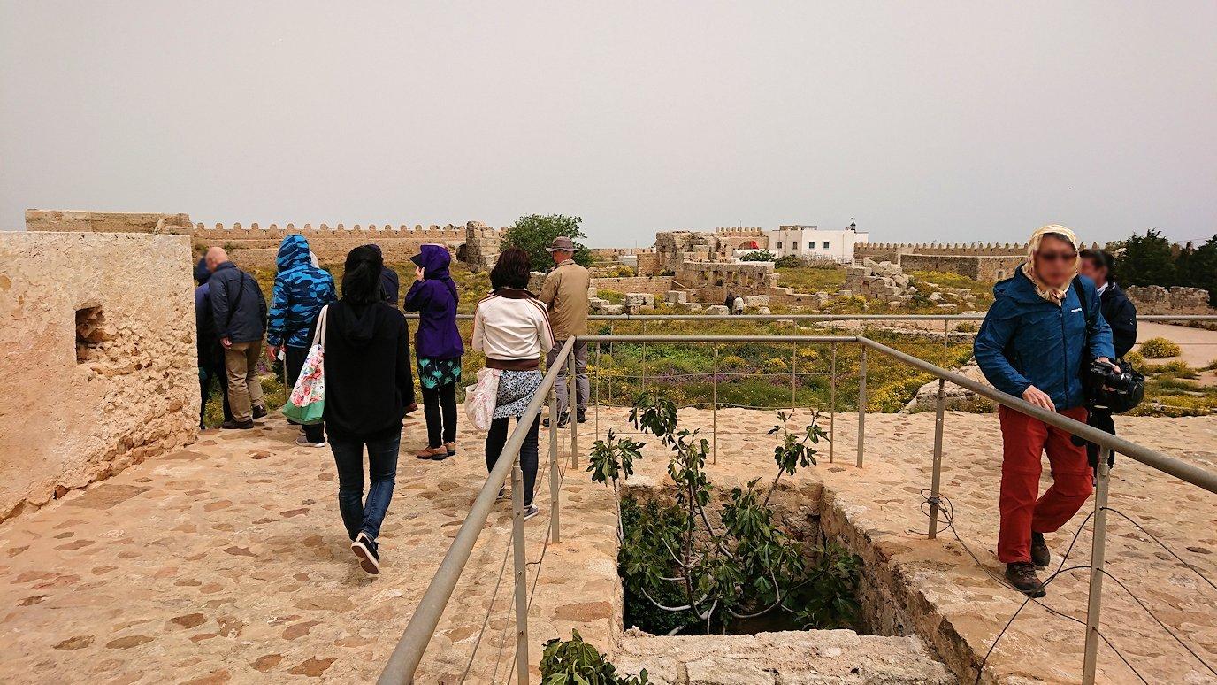 チュニジア:ケリビアの城塞跡で楽しむ7