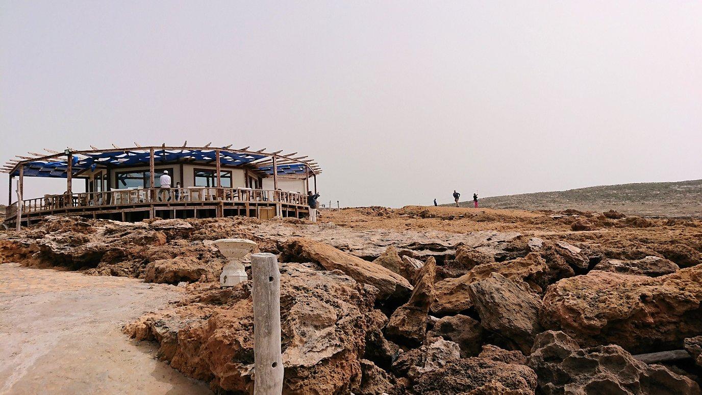 チュニジア:ボン岬から海を見下ろす4