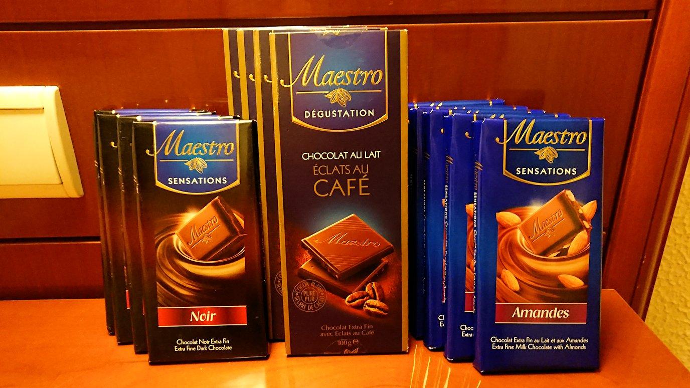 チュニジアのチュニスで買ったお菓子のお土産4