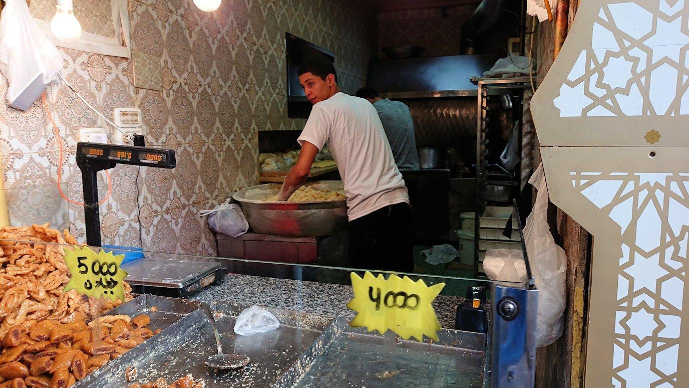 チュニジア:チュニスのメディナ自由時間に散策した景色4