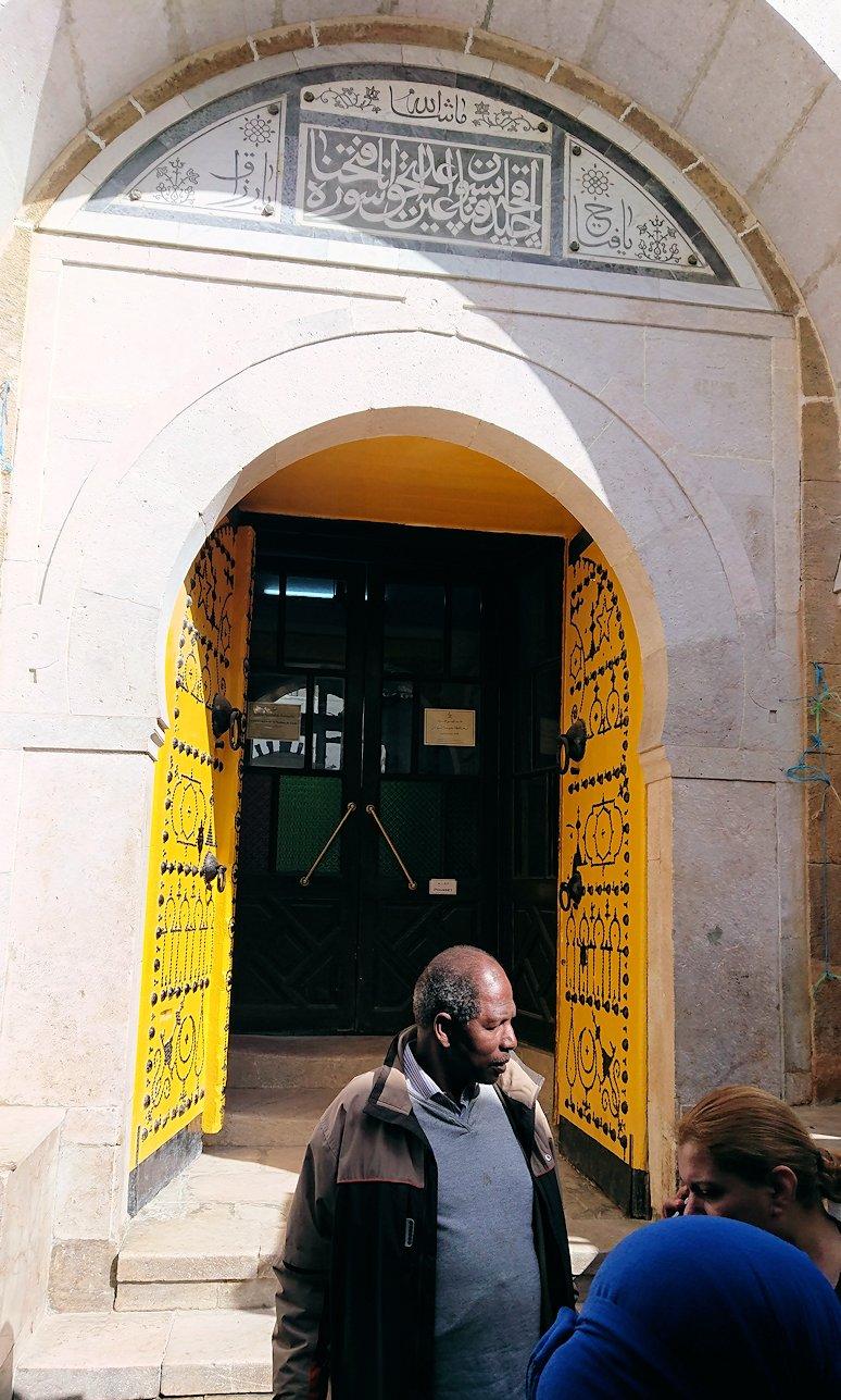 チュニジア:チュニスのメディナ自由時間に散策した景色6